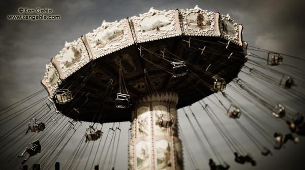 Wordless Wednesday: Pavilion Swing