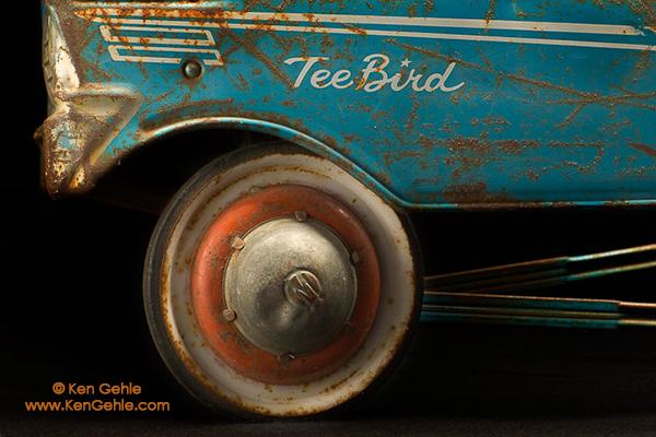Wordless Wednesday: Peddle Car I