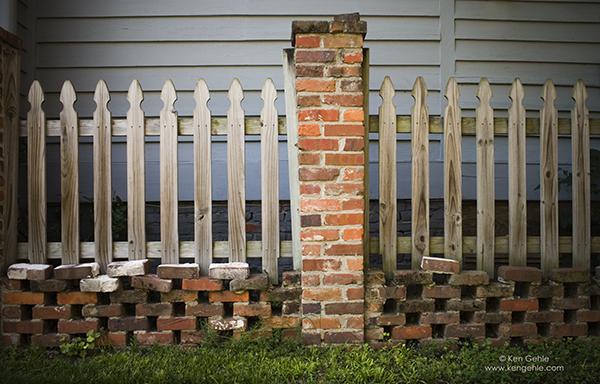 Wordless Wednesday: Brick by Brick