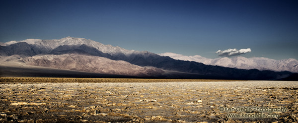 Wordless Wednesday: Badwater Sunrise