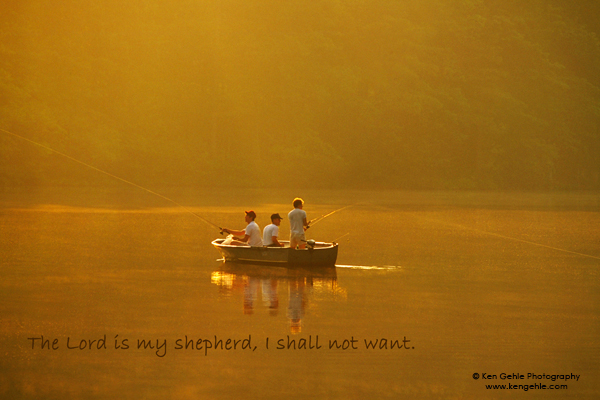 Wordless Wednesday: Psalm 23:1