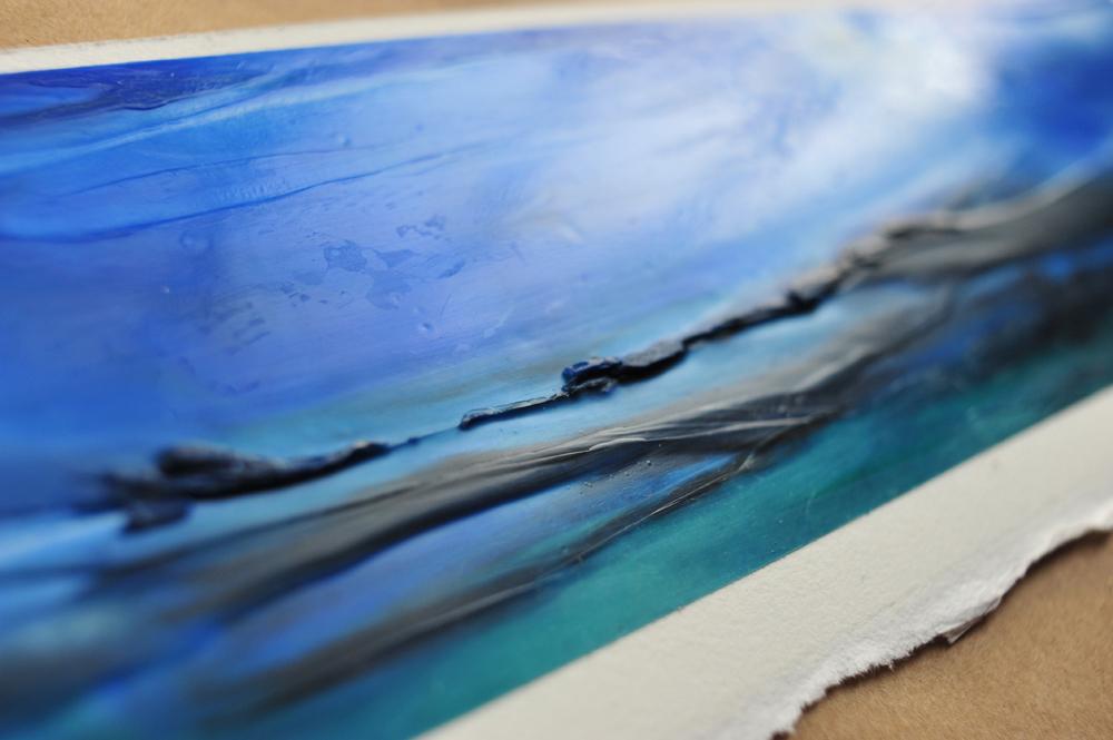 PT_encaustic_IntoThe Blue_detail