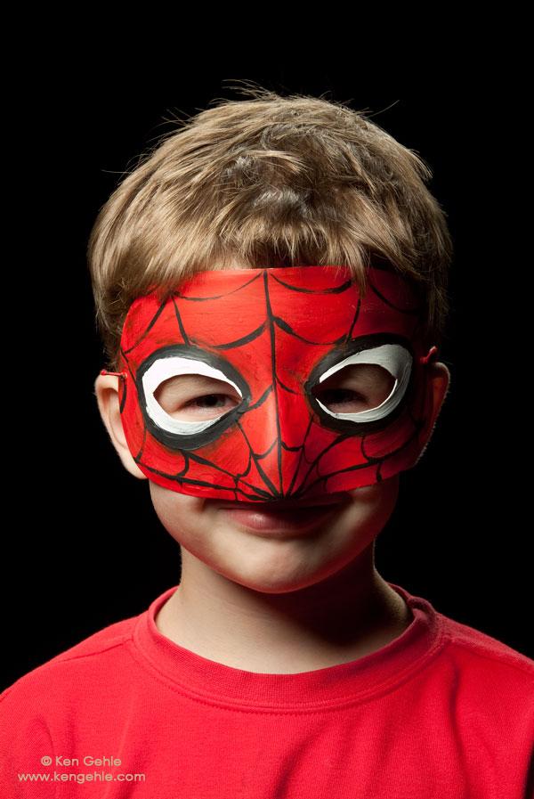 Wordless Wednesday: Superhero