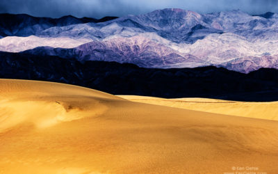 Wandering Death Valley