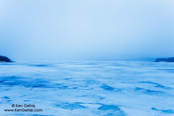 Wordless Wednesday: Glacial