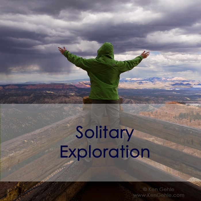Solitary Explorations
