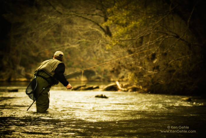 Fly Fisherman II